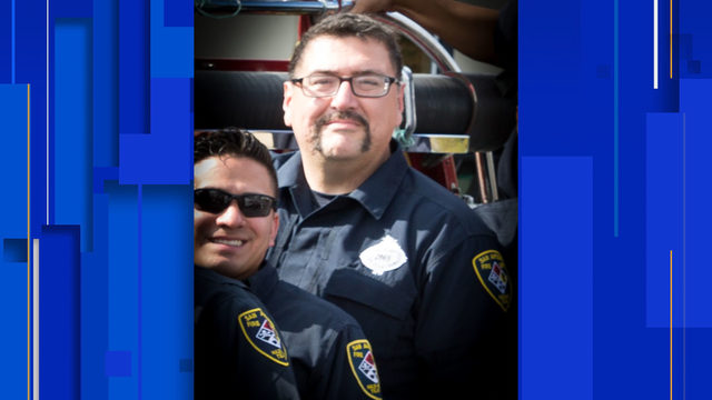 SAFD firefighter dies in freak accident at fire scene