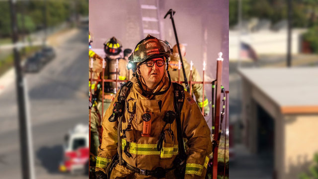 San Antonio reacts after firefighter dies in line of duty