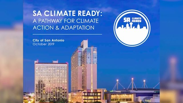 San Antonio City Council adopts climate change plan