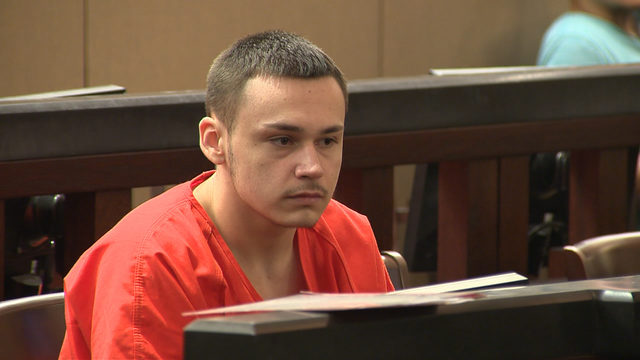Co-defendant in backpack slaying case considers plea deal