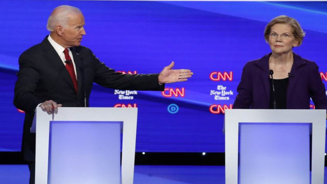 Takeaways from Tuesday's Democratic presidential debate