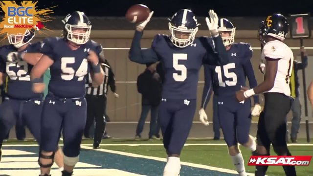Week 7 KSAT Elite 12 BGC Supercut (Part 2): Plays from Smithson Valley,…