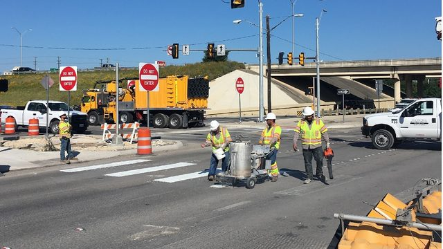TxDOT warns of major closure at one of city's busiest intersections this weekend