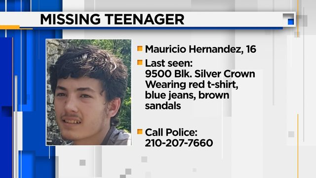 SAPD needs help finding missing teen