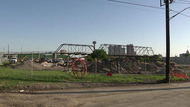 City of San Antonio seeks input on development of future park next to…