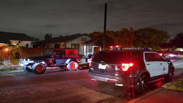 SAPD: Men attempting to repossess Jeep shot at by owner