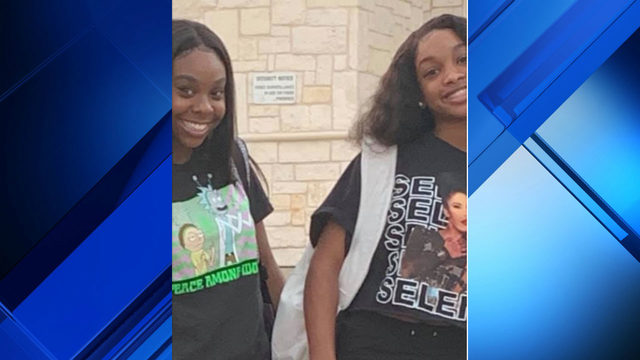 Deputies looking for missing 15-year-old sisters