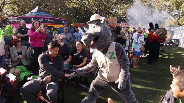 New San Antonio Zoo mascot 'Cowboy' revealed