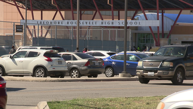 3 students charged after lockdown at Roosevelt High School