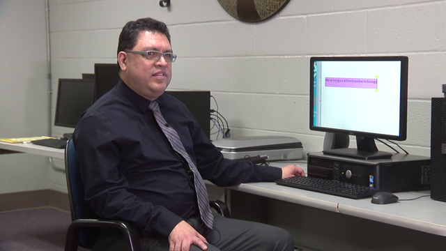 How digital technologies affect people with visual impairment