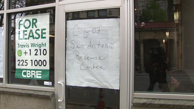 City of San Antonio to close Migrant Resource Center