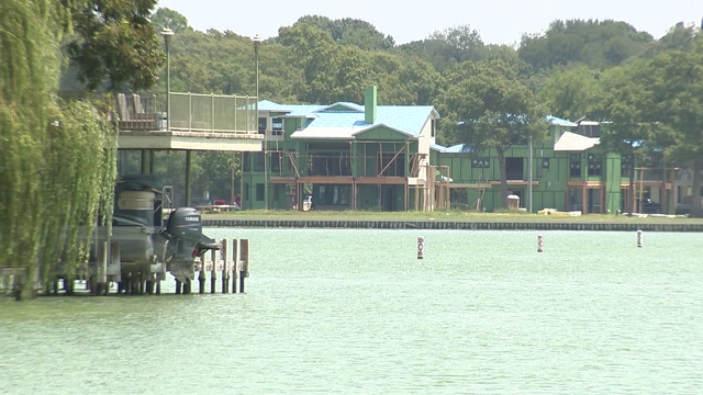 Guadalupe Valley lakes partially reopen