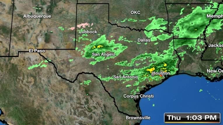 Weather San Antonio Forecast Radar Severe Alerts KSAT - South texas doppler radar
