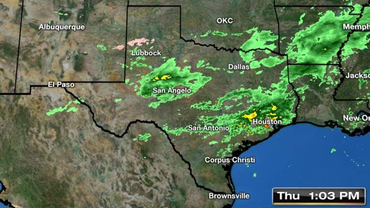 Weather San Antonio Forecast Radar Severe Alerts KSAT - Live doppler radar lubbock