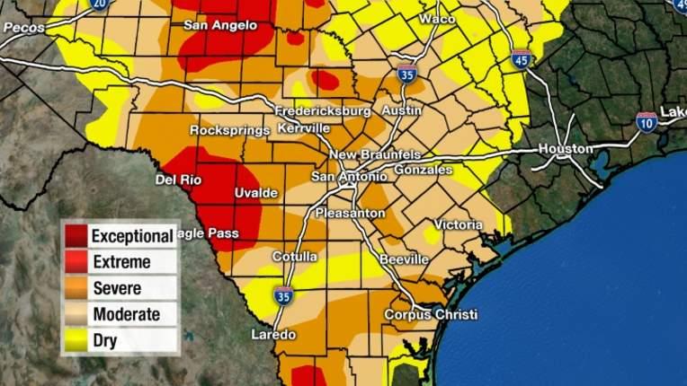 San Antonio, TX 10-Day Forecast   Weather Underground